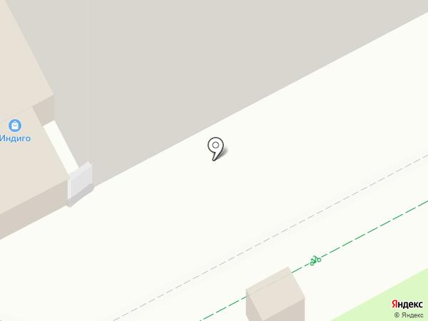 Счастливый булочник на карте Кемерово