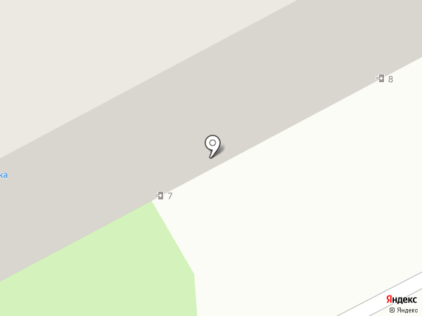 Инсон на карте Кемерово