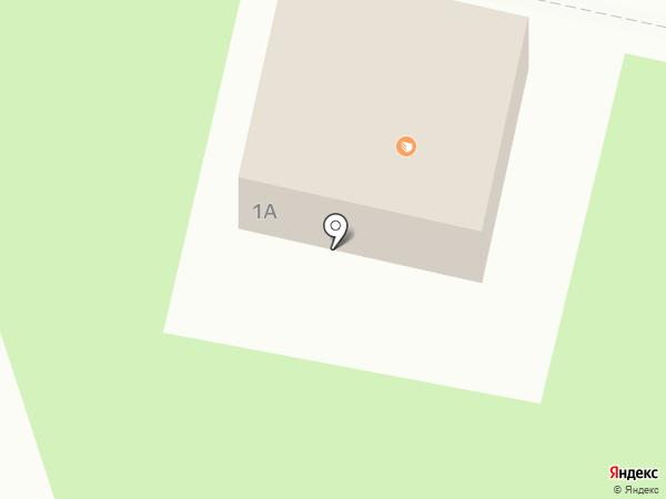 У Стадиона на карте Ленинска-Кузнецкого