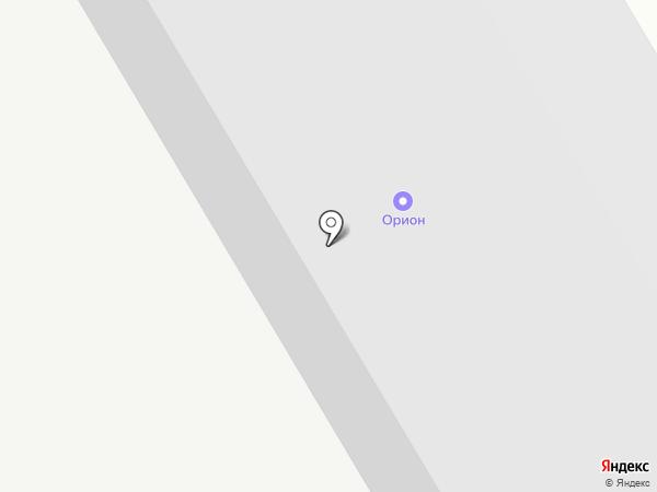 КузбассЭнергоСтрой на карте Кемерово