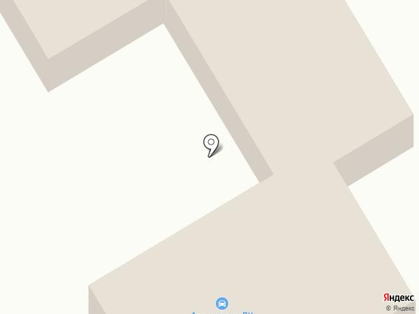 Азиат-Авто на карте Ленинска-Кузнецкого