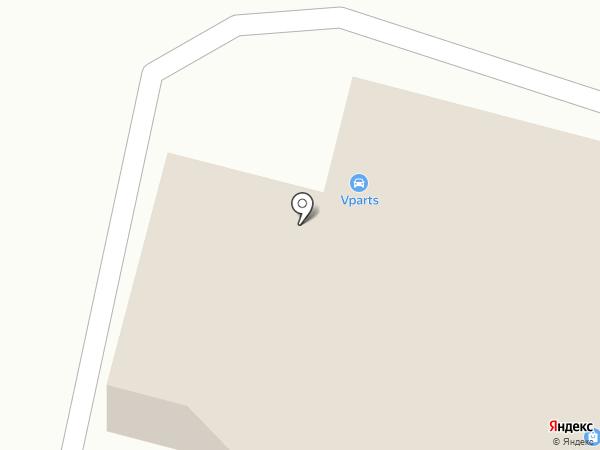 Автомагазин на карте Ленинска-Кузнецкого