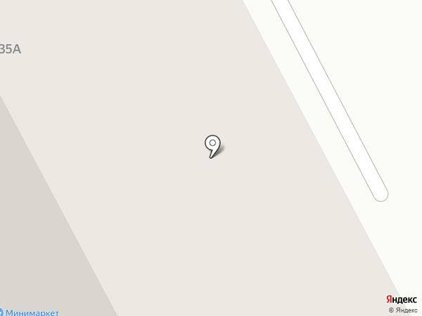Минимаркет на карте Кемерово