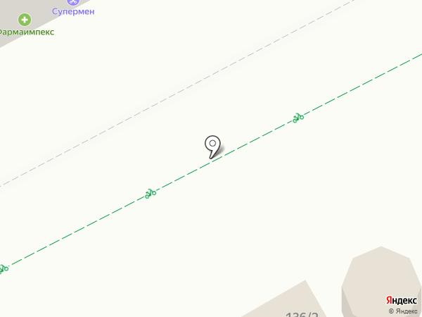 Копейка на карте Кемерово