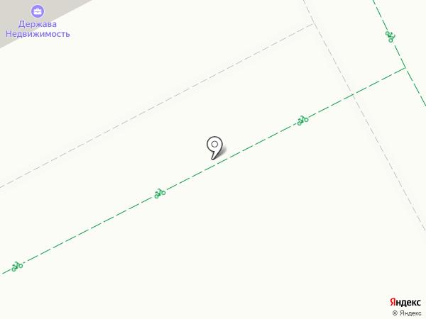 Счастливый взгляд на карте Кемерово