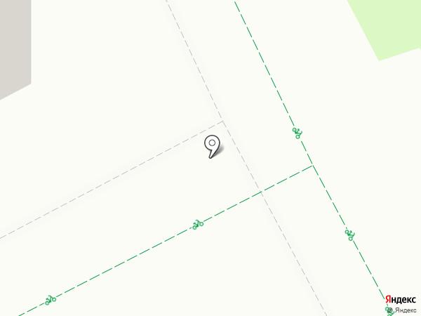 Белый замок на карте Кемерово