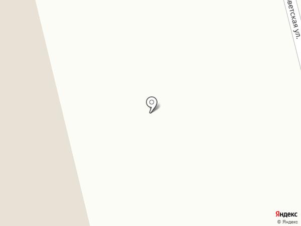 Бюро медико-социальной экспертизы на карте Дудинки