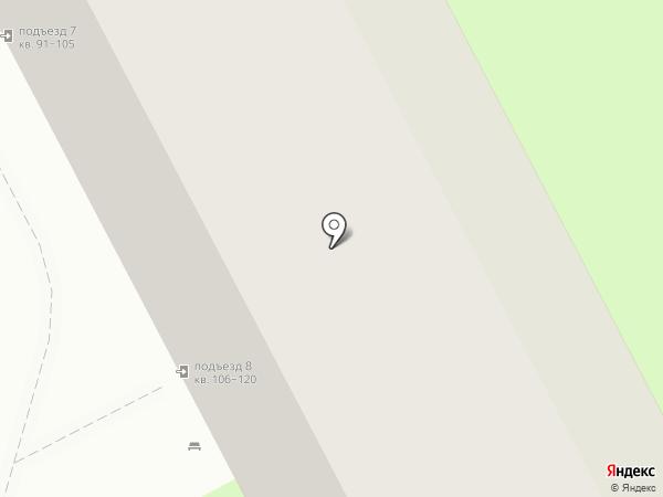 Кун-ВиЛе-Кун на карте Кемерово