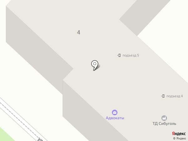 Техно-сервис на карте Ленинска-Кузнецкого