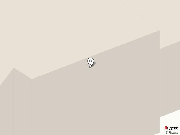 Сферический кинотеатр на карте Дудинки