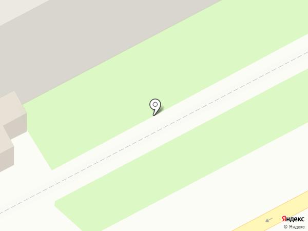 Ал-Строй на карте Кемерово