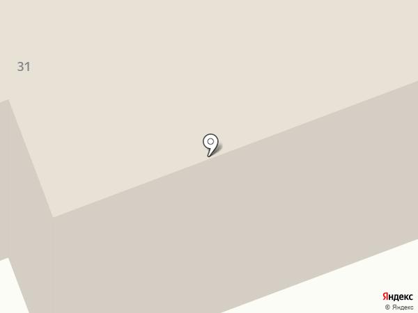 Почтовое отделение связи на карте Дудинки