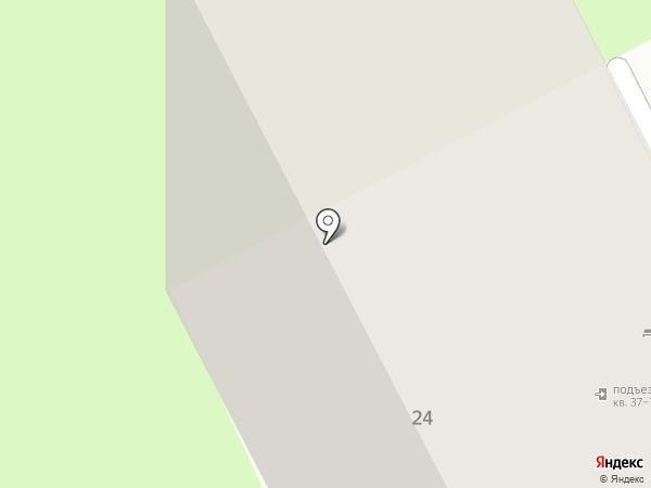Лаки & Лаки на карте Кемерово