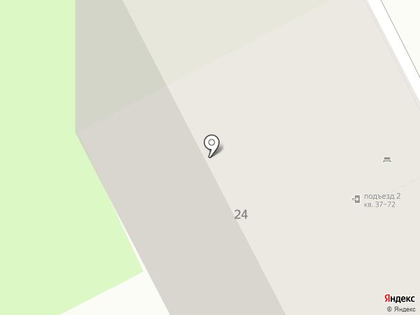Beaute` на карте Кемерово