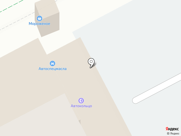 АВТОкольцо на карте Кемерово