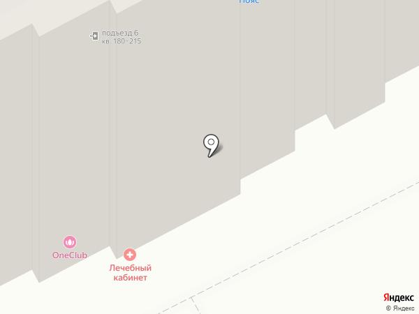 Строй депо на карте Кемерово