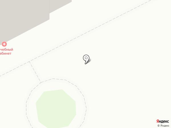 Массажный кабинет на карте Кемерово