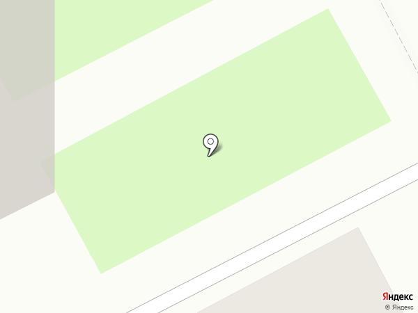 Жилфонд на карте Кемерово