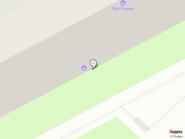 Кемеровское Агентство Недвижимости на карте Кемерово