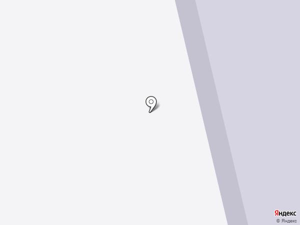 ДЮСШ им. А.Г. Кизима на карте Дудинки