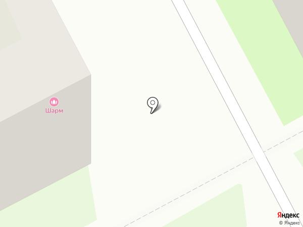 Служба эвакуации на карте Кемерово