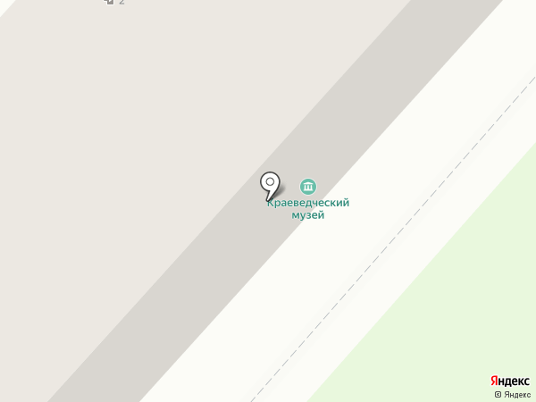Краеведческий музей на карте Ленинска-Кузнецкого