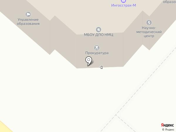 DOMMOD на карте Ленинска-Кузнецкого