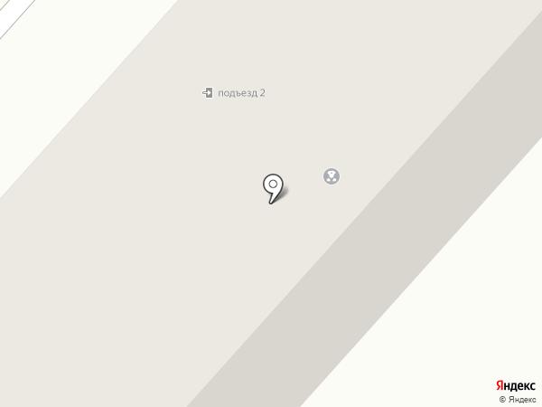 Отделение по делам несовершеннолетних на карте Ленинска-Кузнецкого