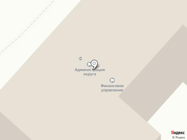 Градостроительный Кадастровый центр, МБУ на карте Ленинска-Кузнецкого