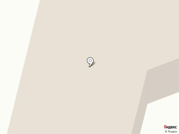 Чайка на карте Дудинки