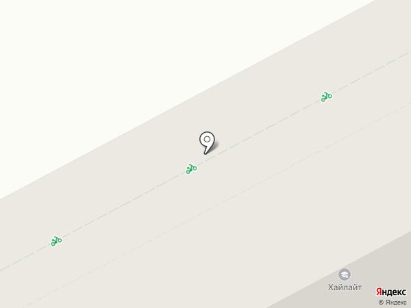 Алфит на карте Кемерово