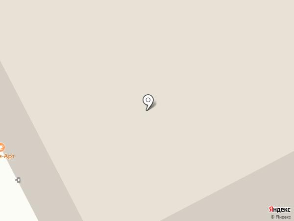 Элекснет на карте Кемерово