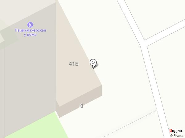СпецТех на карте Кемерово