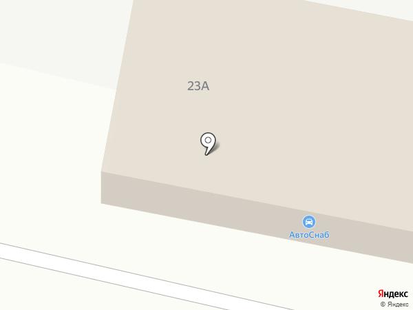 КАМАЗ на карте Ленинска-Кузнецкого