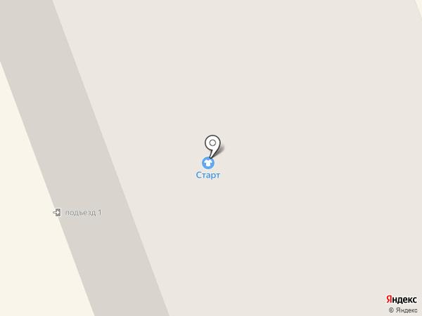 Домовой на карте Дудинки