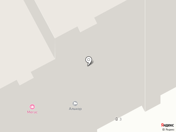 МЕБЕЛЬ-ГРУПП на карте Кемерово