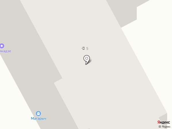 Автомотив на карте Кемерово