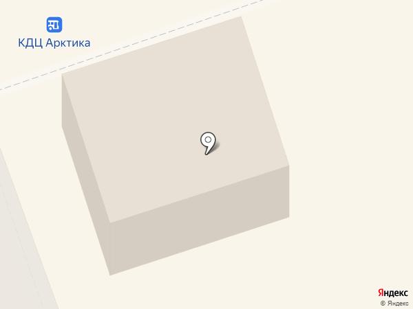 Овощная лавка на карте Дудинки