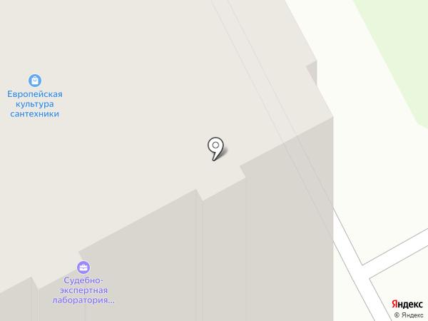 Алькор на карте Кемерово