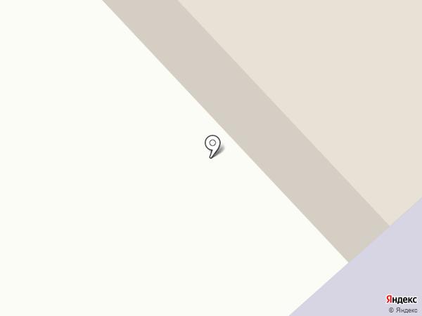 Таймырский архив, МКУ на карте Дудинки