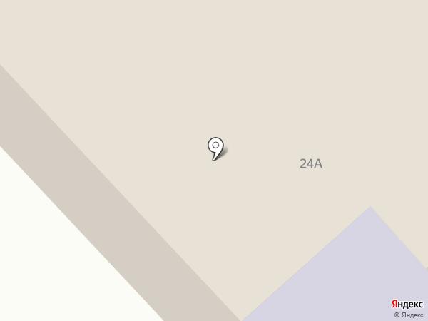 Дудинский городской совет депутатов на карте Дудинки
