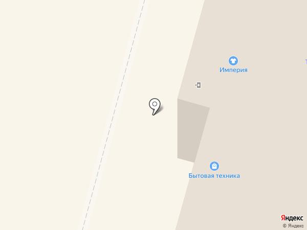 Империя на карте Ленинска-Кузнецкого