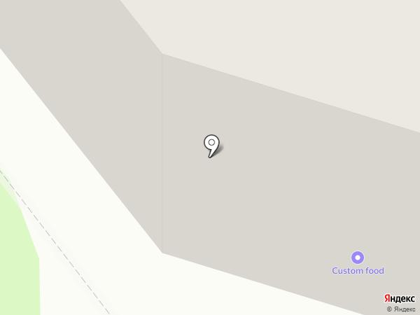 Maximus на карте Дудинки