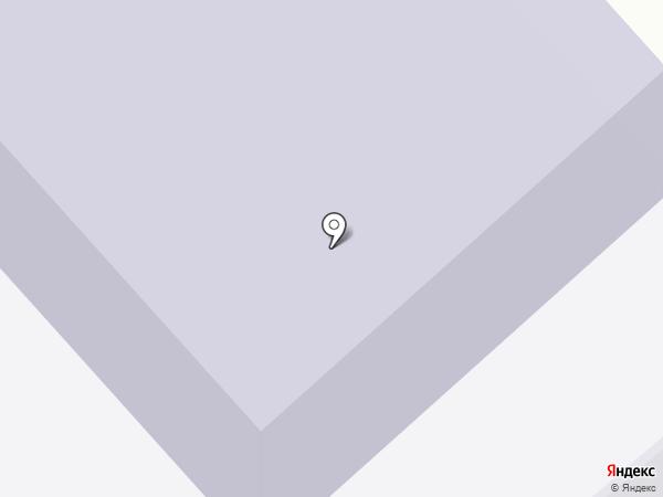 Сказка на карте Дудинки