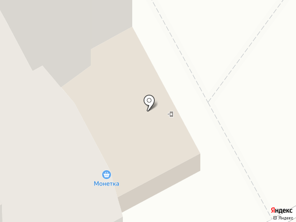 Квартал на карте Кемерово