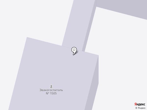 Ленинск-Кузнецкое училище (техникум) олимпийского резерва на карте Ленинска-Кузнецкого