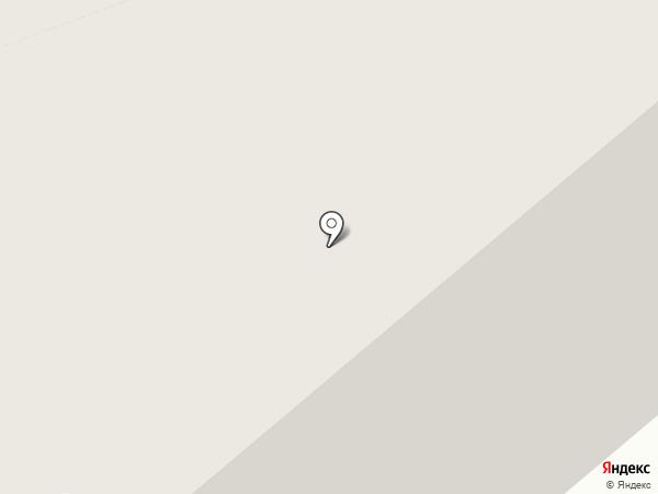 Лабаз на карте Дудинки