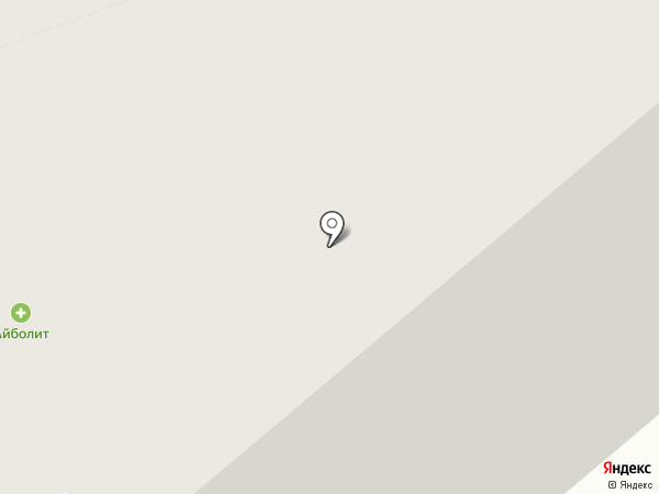 Любимчик на карте Дудинки