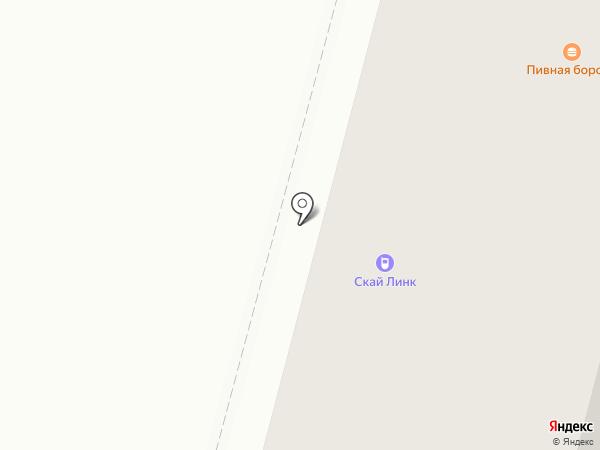 АА Бюро Мой горящий тур на карте Ленинска-Кузнецкого