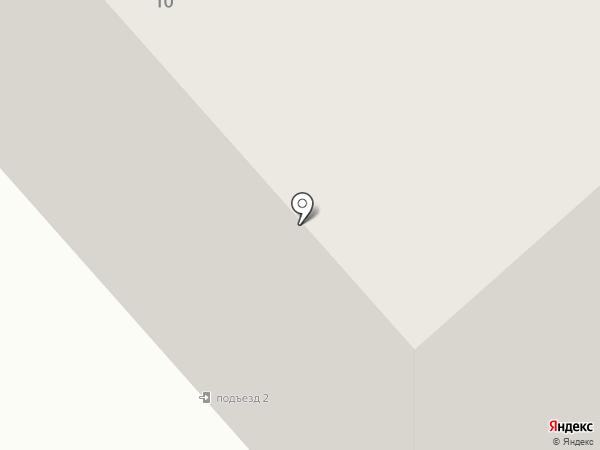 Берегиня на карте Дудинки